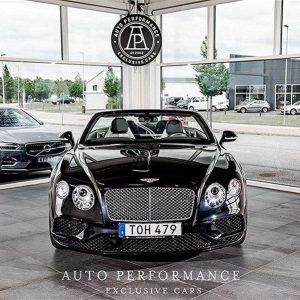 Bentley Continental GTC Mulliner Facelift