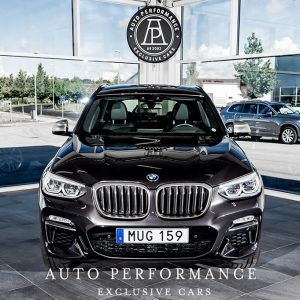 BMW X3 M401