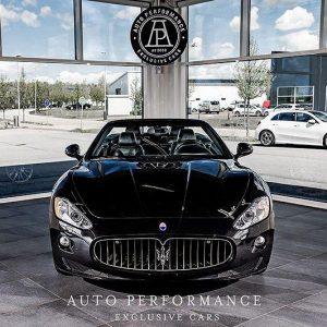 Maserati GranCabrio Från 4647